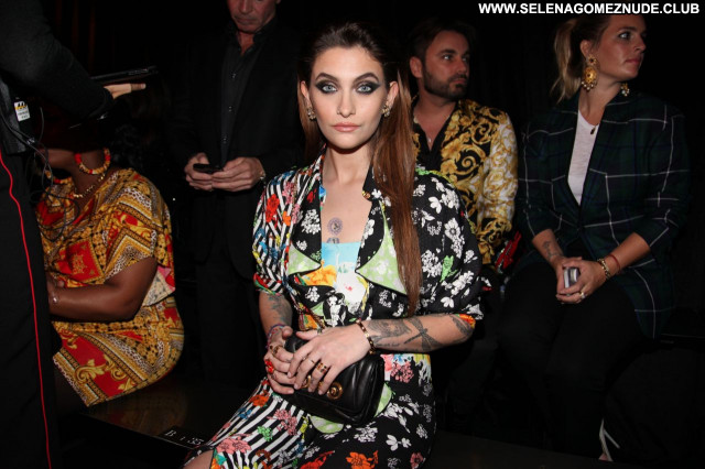 Paris Jackson No Source Babe Sexy Celebrity Posing Hot Beautiful