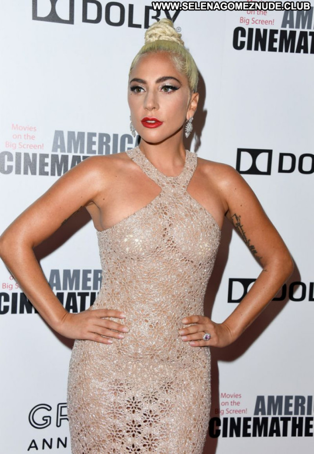 Lady Gaga No Source Babe Sexy Beautiful Posing Hot Celebrity