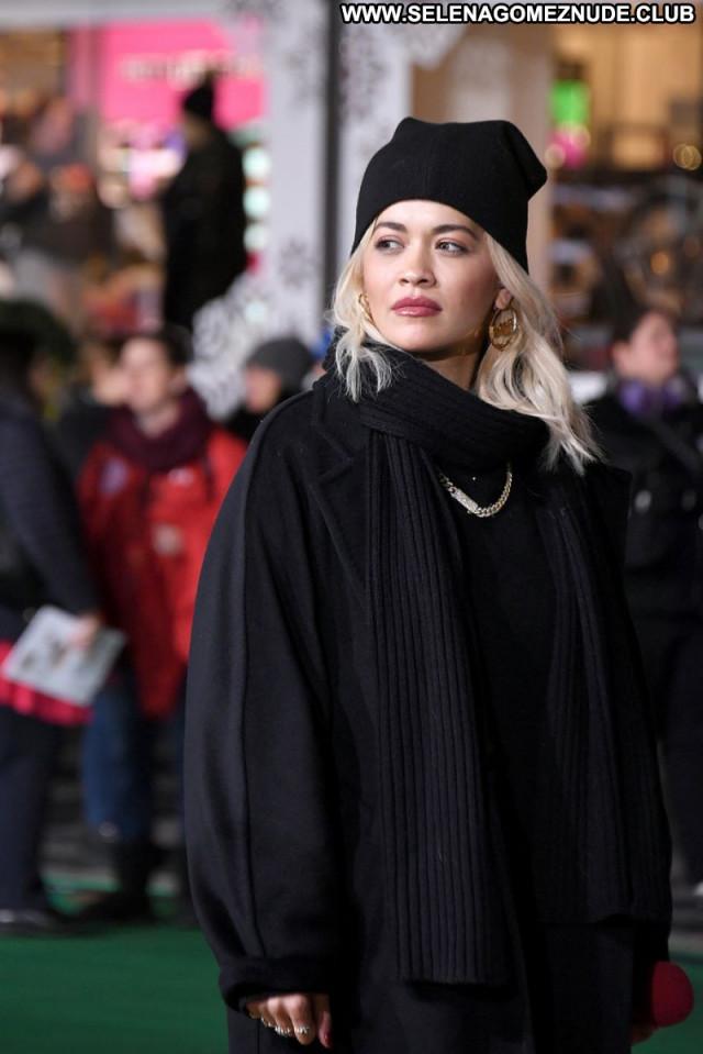 Rita Ora No Source Beautiful Posing Hot Babe Sexy Celebrity