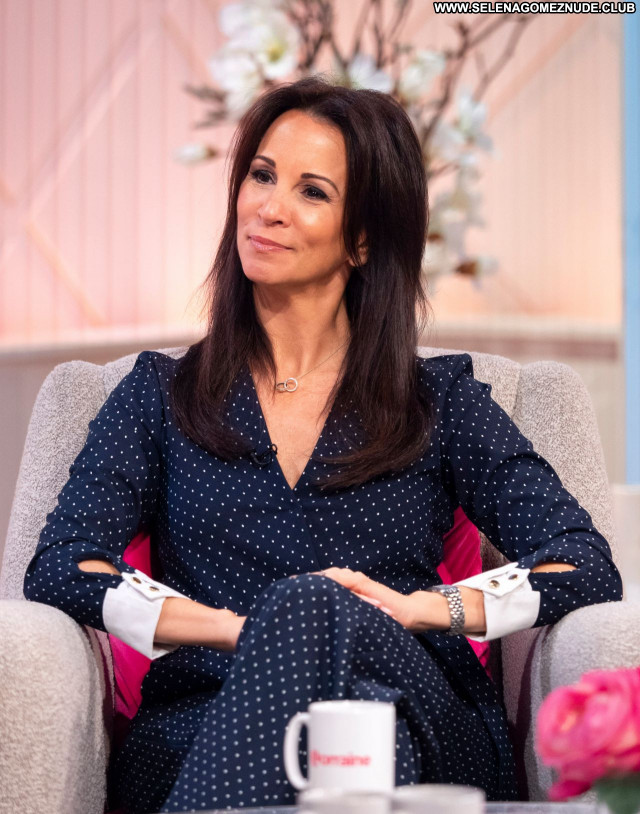 Andrea Mclean No Source  Celebrity Sexy Posing Hot Babe Beautiful