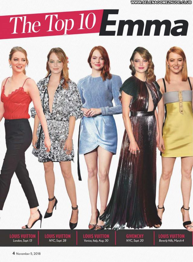 Emma Stone No Source  Beautiful Sexy Celebrity Posing Hot Babe