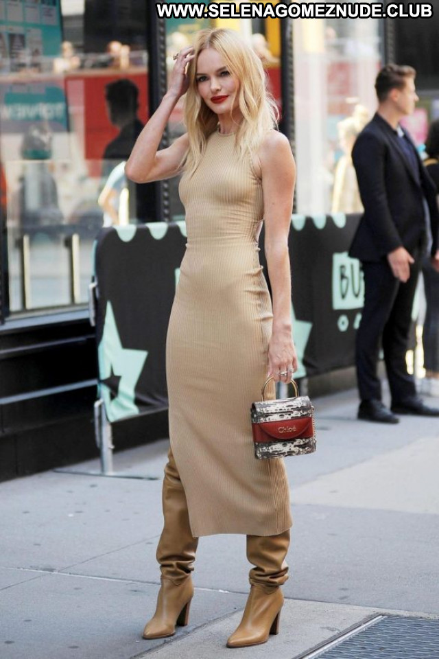Kate Bosworth New York Paparazzi Babe Beautiful Posing Hot Celebrity