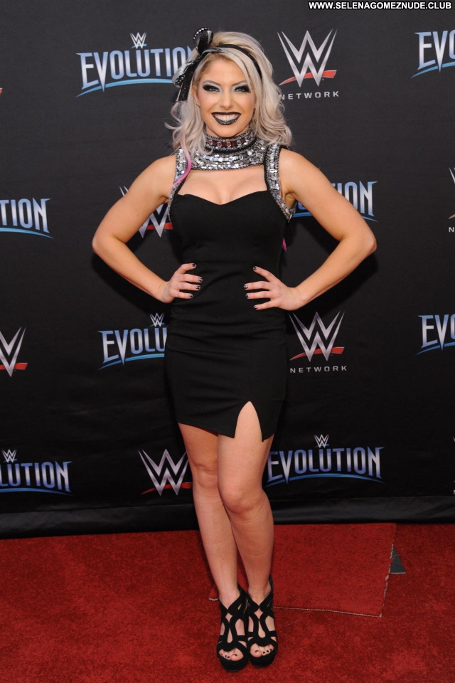 Alexa Bliss No Source Sexy Beautiful Posing Hot Celebrity Babe