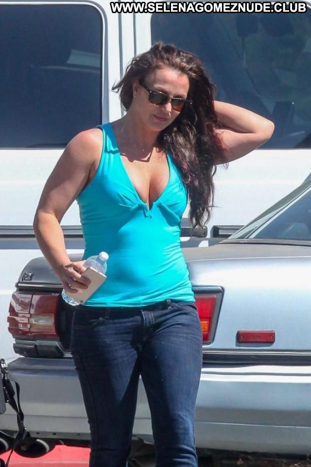 Britney Spears Los Angeles Paparazzi Posing Hot Babe Celebrity