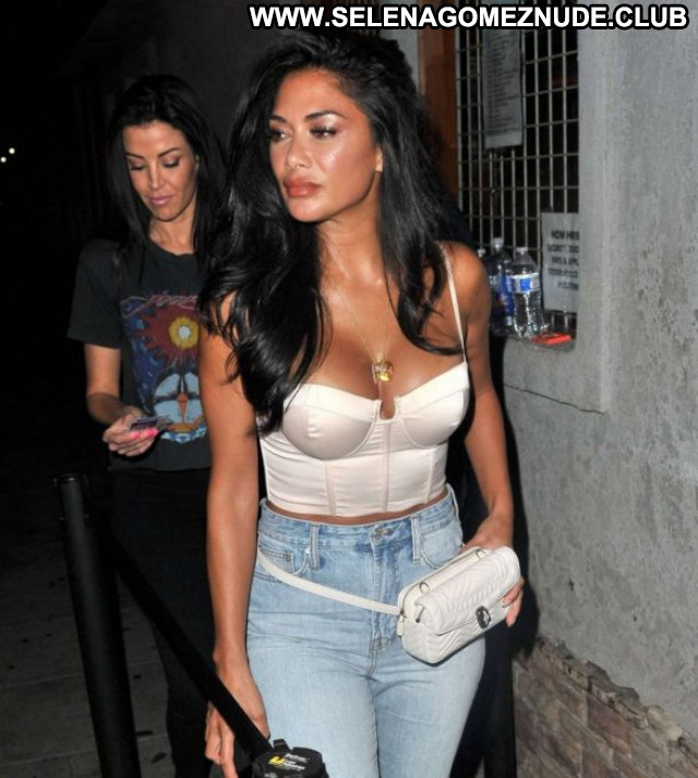 Nicole Scherzinger Los Angeles Beautiful Celebrity Paparazzi Babe