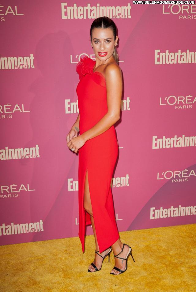 Lea Michele No Source Sexy Posing Hot Beautiful Babe Celebrity