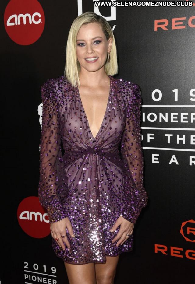 Elizabeth Banks No Source Posing Hot Beautiful Celebrity Babe Sexy