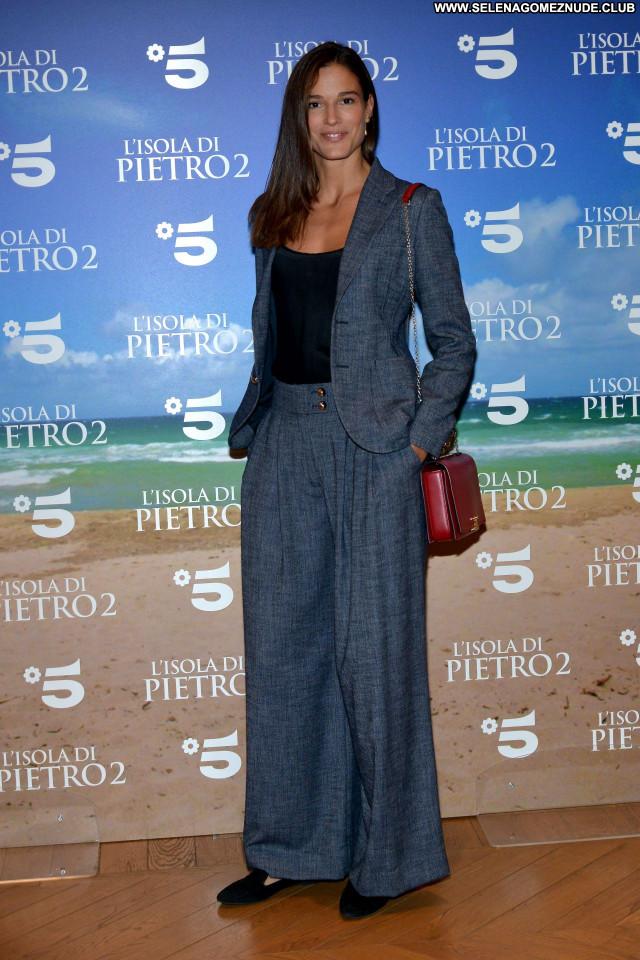 Chiara Baschetti No Source Celebrity Babe Sexy Posing Hot Beautiful