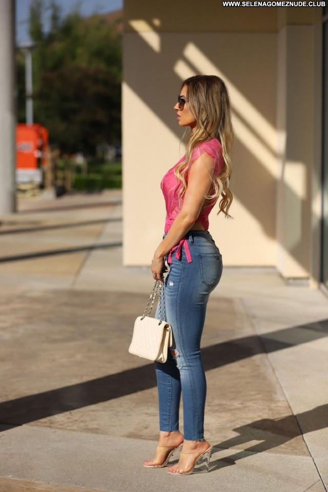 Ana Braga No Source Posing Hot Babe Celebrity Beautiful Sexy