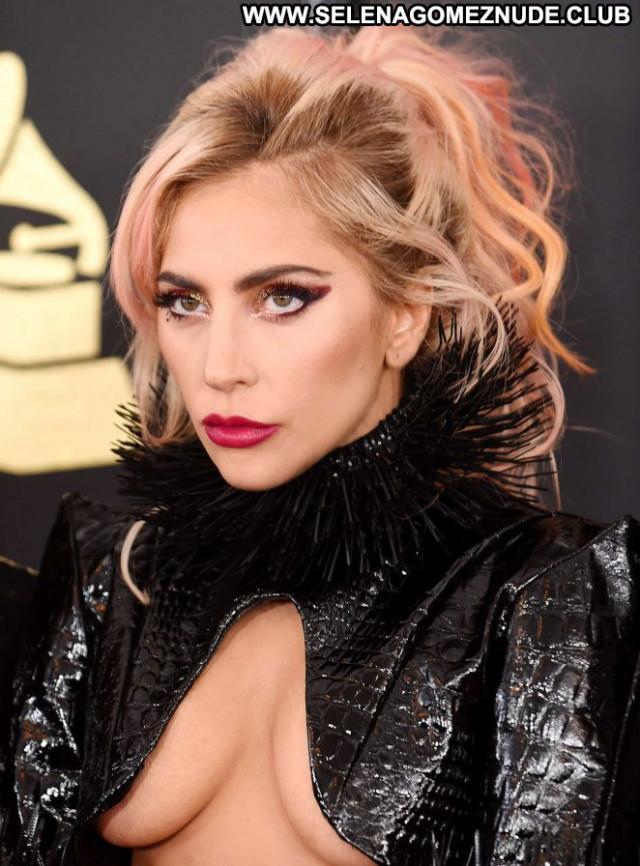 Lady Gaga Grammy Awards Los Angeles Paparazzi Angel Babe Beautiful