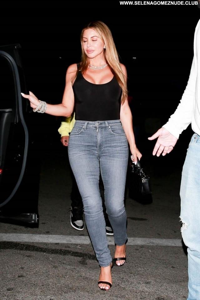 Larsa Pippen No Source  Celebrity Beautiful Posing Hot Babe Sexy
