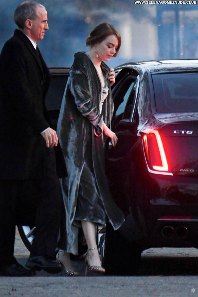 Emma Stone No Source Celebrity Beautiful Sexy Posing Hot Babe
