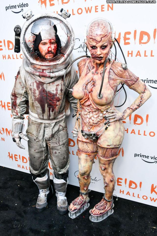 Heidi Klum No Source Sexy Babe Celebrity Beautiful Posing Hot