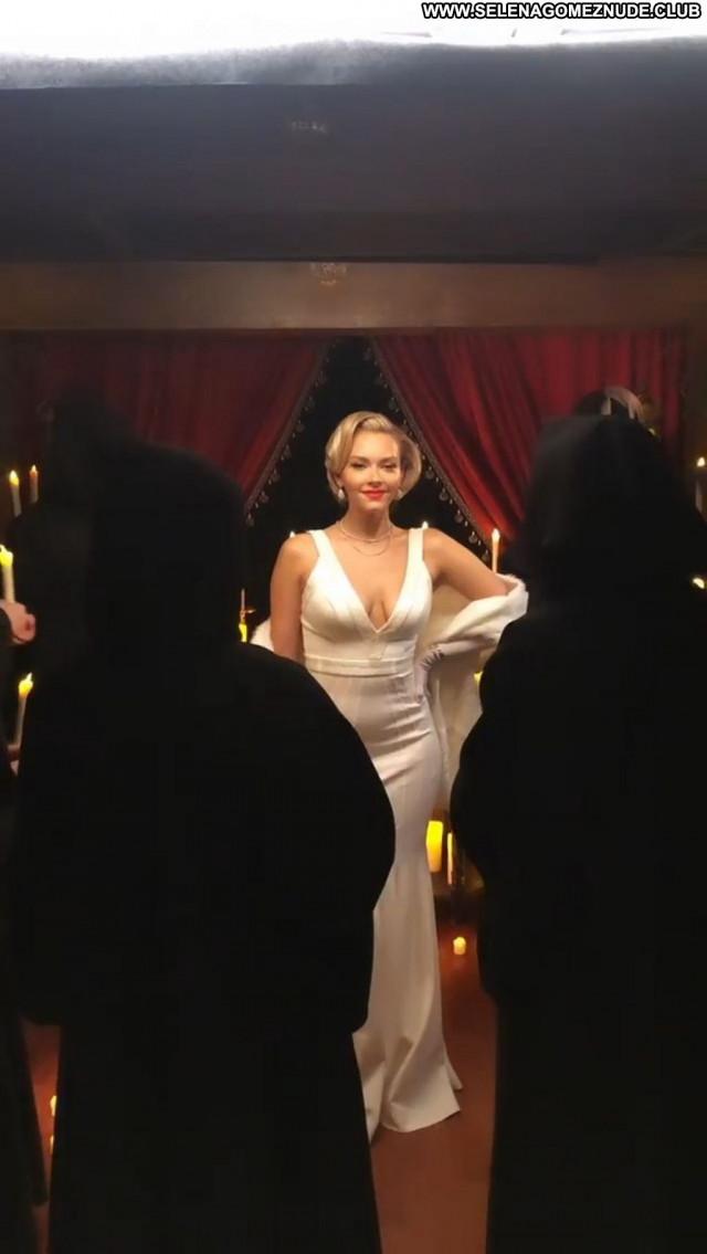 Camille Kostek No Source Babe Hot Blonde Videos Restaurant Big Tits