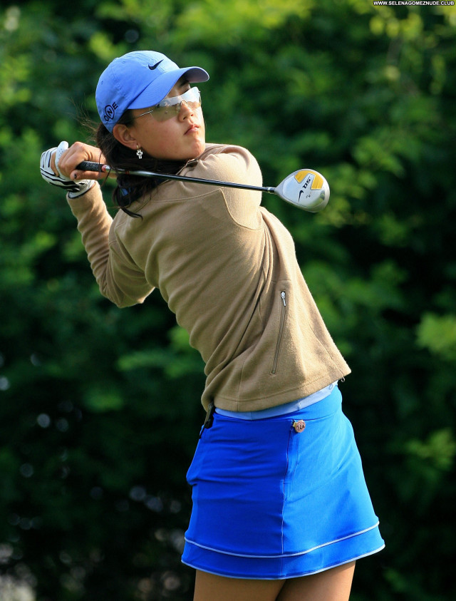Michelle Wie No Source  Babe Posing Hot Celebrity Beautiful Asian