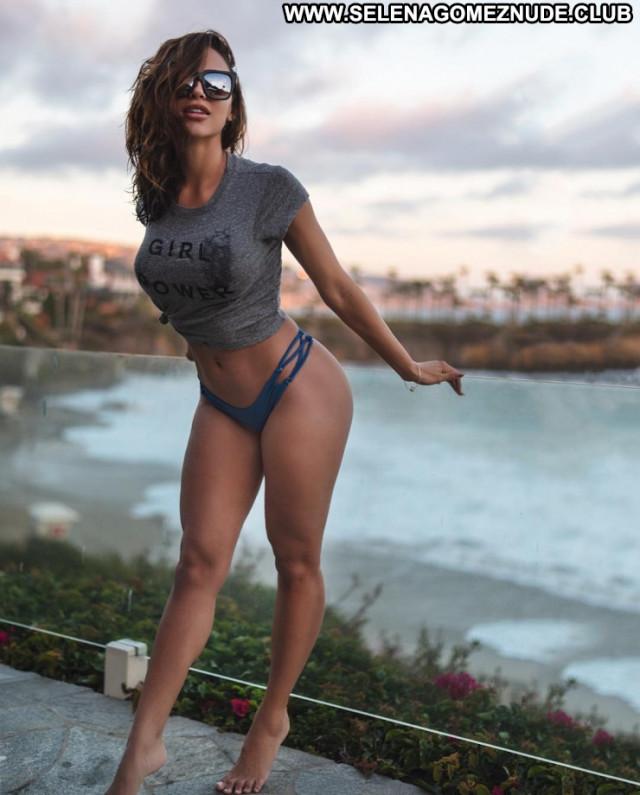Ana Cheri No Source Posing Hot Boobs Athletic Fitness Actress Sport
