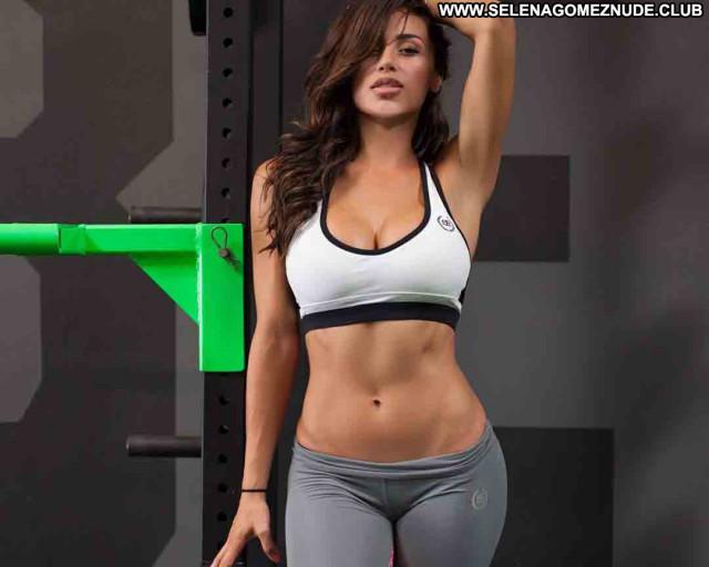 Ana Cheri No Source Trainer Hot Bra Babe Stunning Beautiful Ass