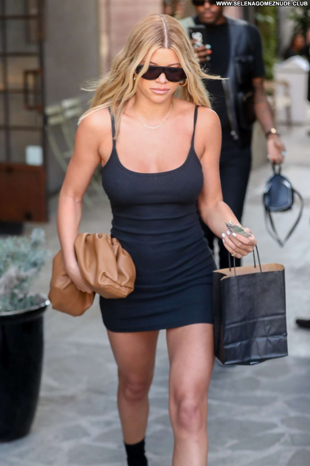 Denise Richards New York Beautiful Babe Posing Hot Paparazzi Celebrity
