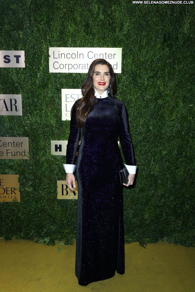 Brooke Shields No Source Posing Hot Babe Sexy Beautiful Celebrity