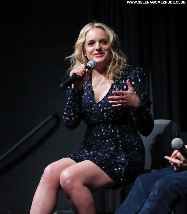 Elisabeth Moss No Source Celebrity Beautiful Sexy Babe Posing Hot