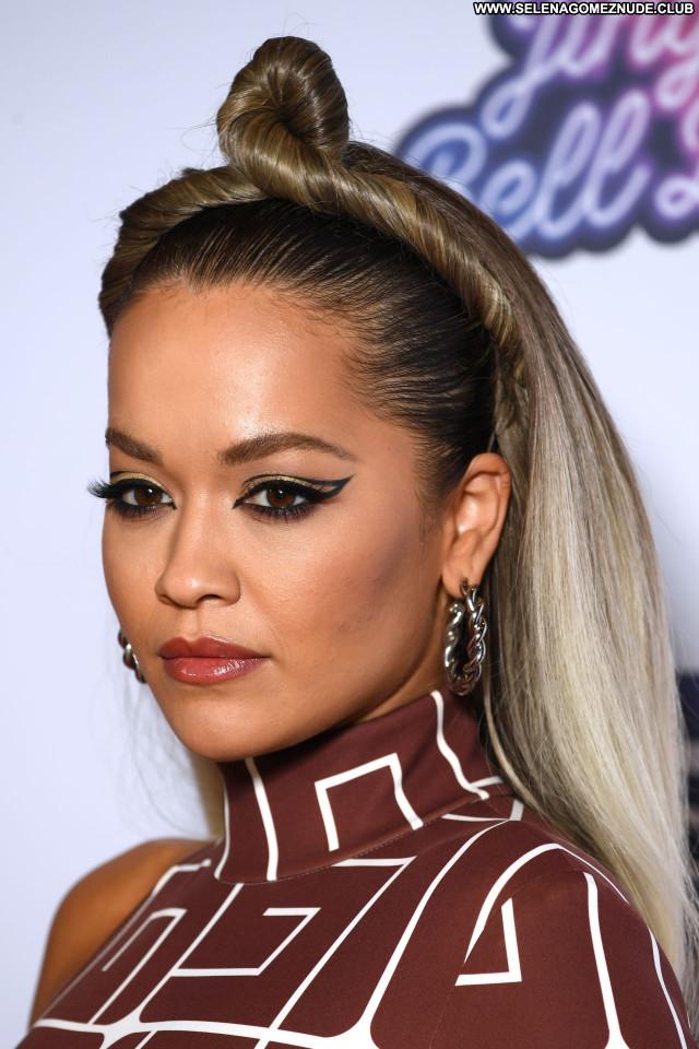 Rita Ora No Source  Sexy Posing Hot Babe Beautiful Celebrity