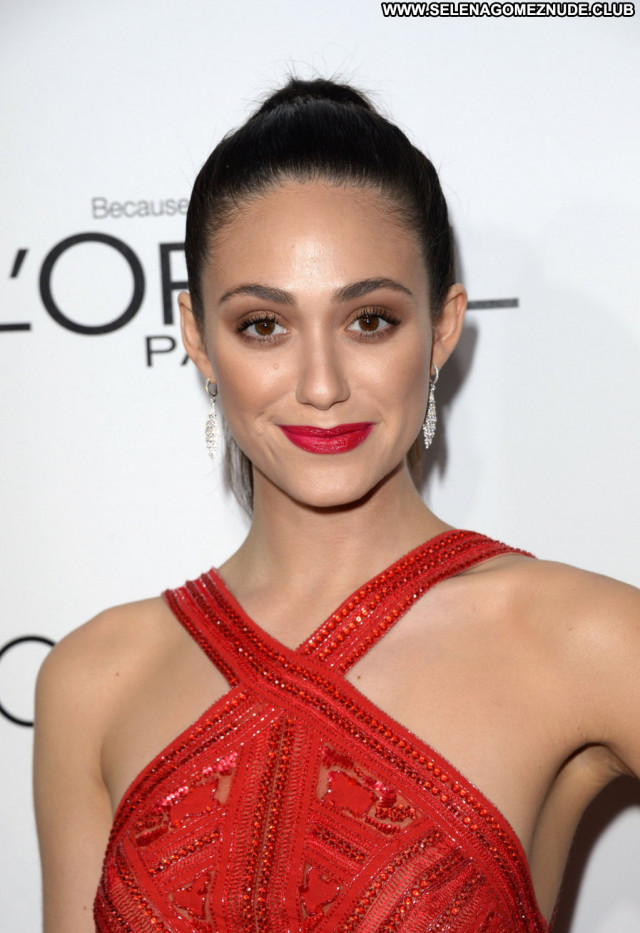 Emmy Rossum Beverly Hills Celebrity Beautiful Asian Hollywood Babe