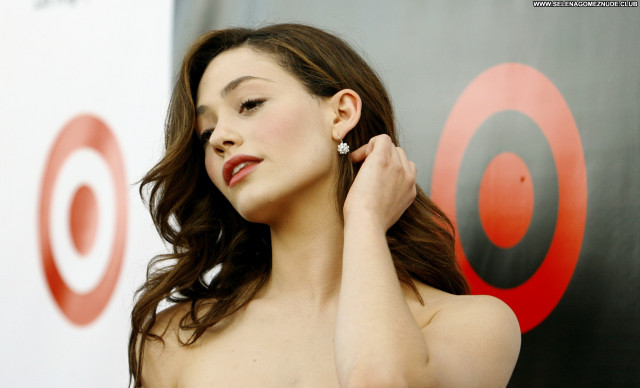 Emmy Rossum No Source Asian Beautiful Posing Hot Celebrity Babe