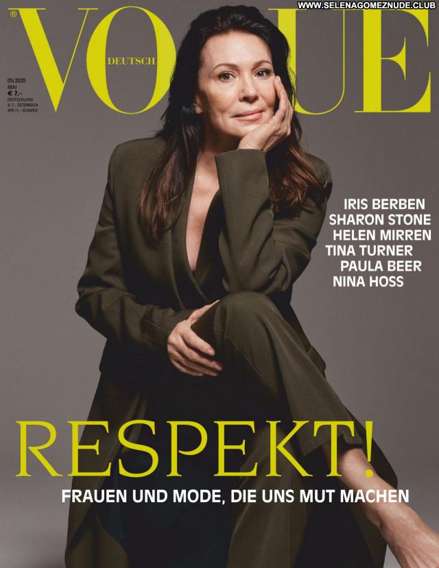 Iris Berben No Source  Posing Hot Celebrity Sexy Beautiful Babe