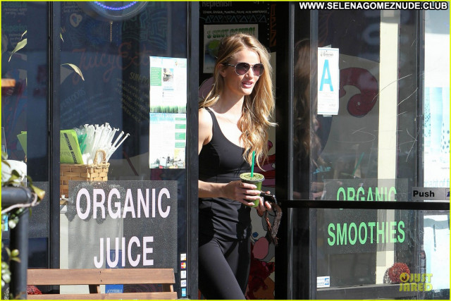 Rosie Huntington Whiteley West Hollywood Gym Posing Hot Hollywood Hot