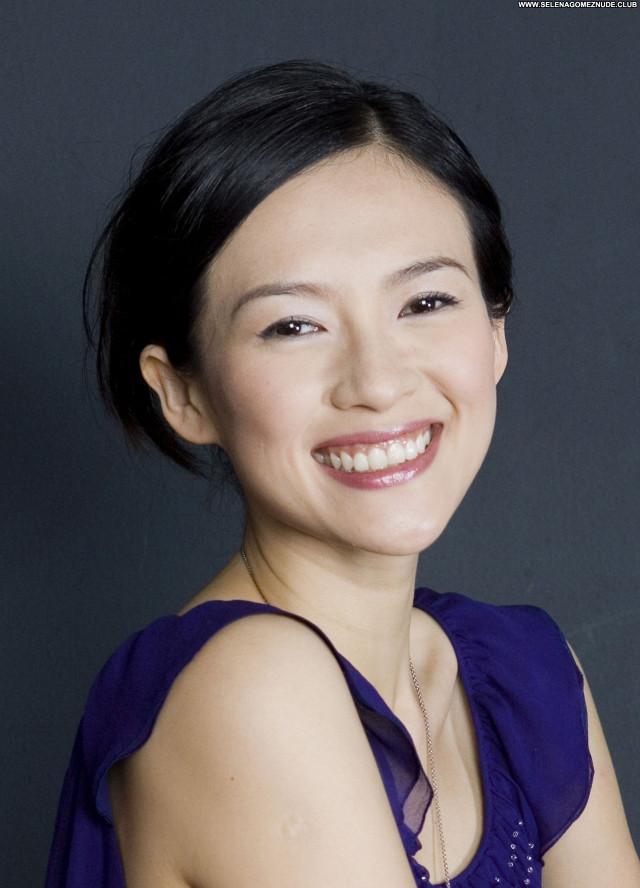 Zhang Ziyi No Source  Babe Celebrity Beautiful Posing Hot Asian