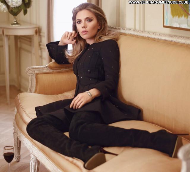 Scarlett Johansson No Source Sexy Babe Posing Hot Celebrity Beautiful