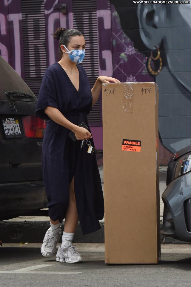 Charli Xcx Los Angeles Celebrity Beautiful Posing Hot Paparazzi Babe