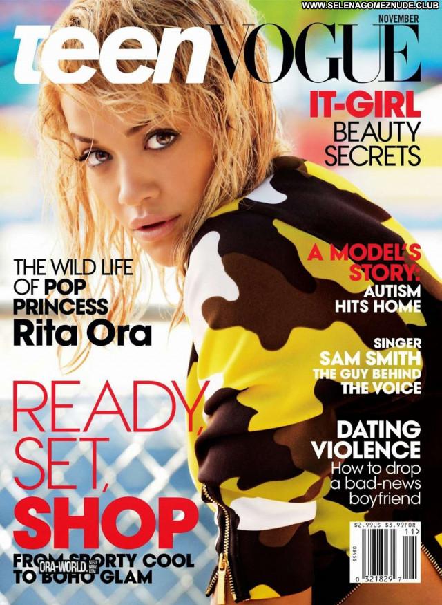 Vogue No Source Teen Beautiful Babe Paparazzi Celebrity Posing Hot