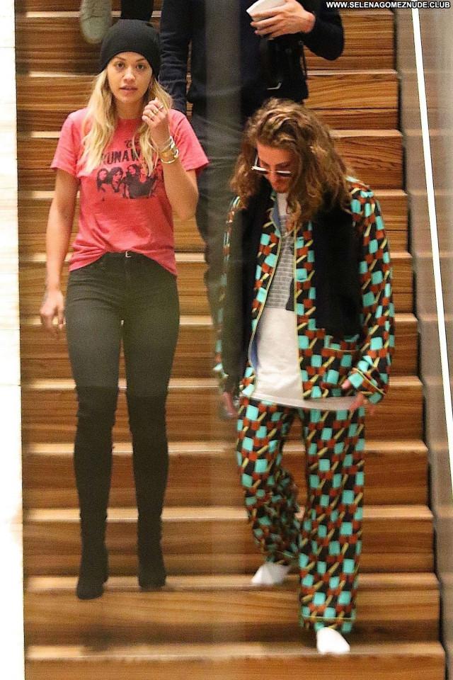 Rita Ora No Source Paparazzi Babe Posing Hot Celebrity Beautiful