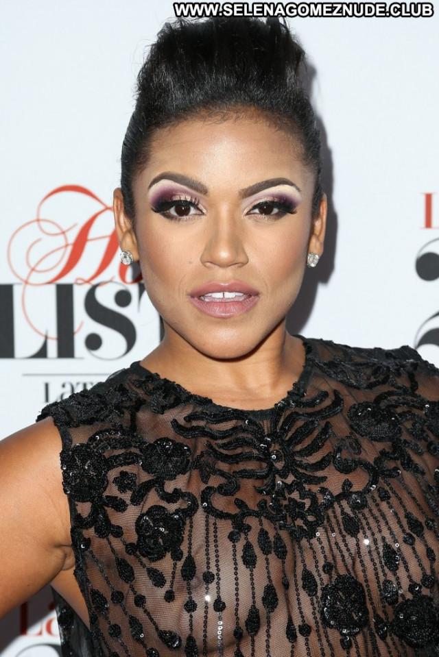 Vivian Lamolli No Source Celebrity Latin Singer Party American