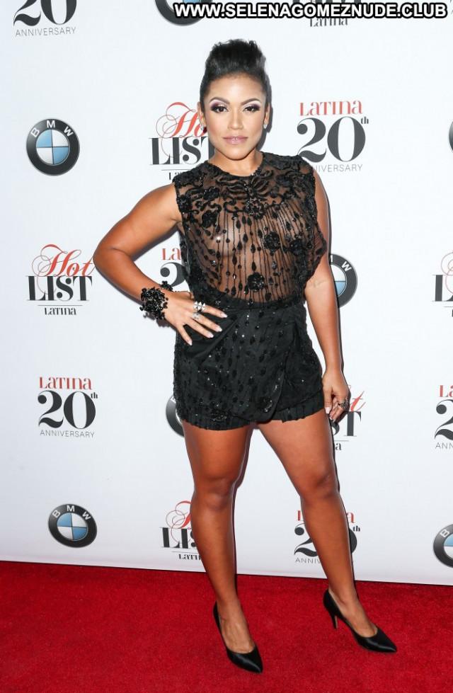 Vivian Lamolli No Source Beautiful American Latin Celebrity Latina