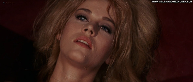 Jane Fonda Barbarella Topless Old Beautiful Hd Nude Scene Hot Babe