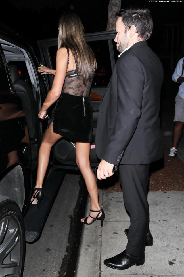 Sophia Stallone West Hollywood Hollywood Celebrity Beautiful Posing