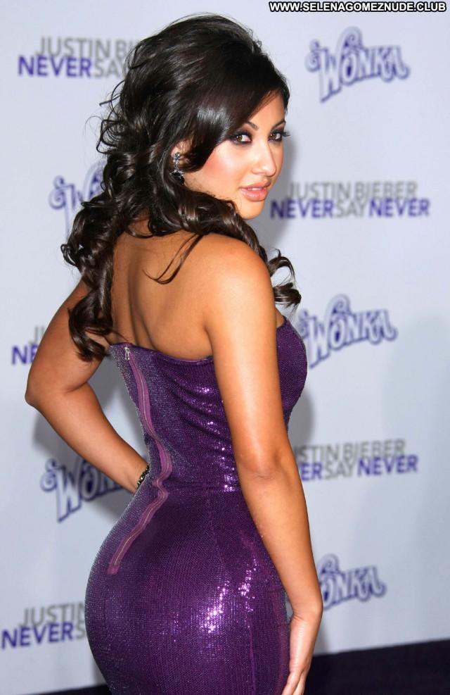Francia Raisa Almendarez The American Posing Hot American Latina Babe