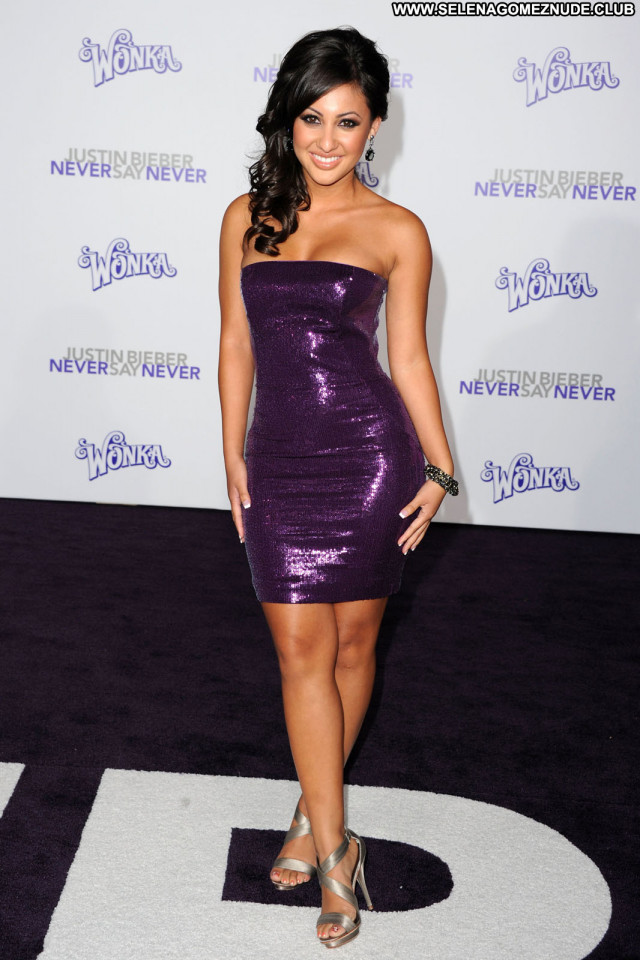 Francia Raisa Almendarez The American Posing Hot Babe Beautiful