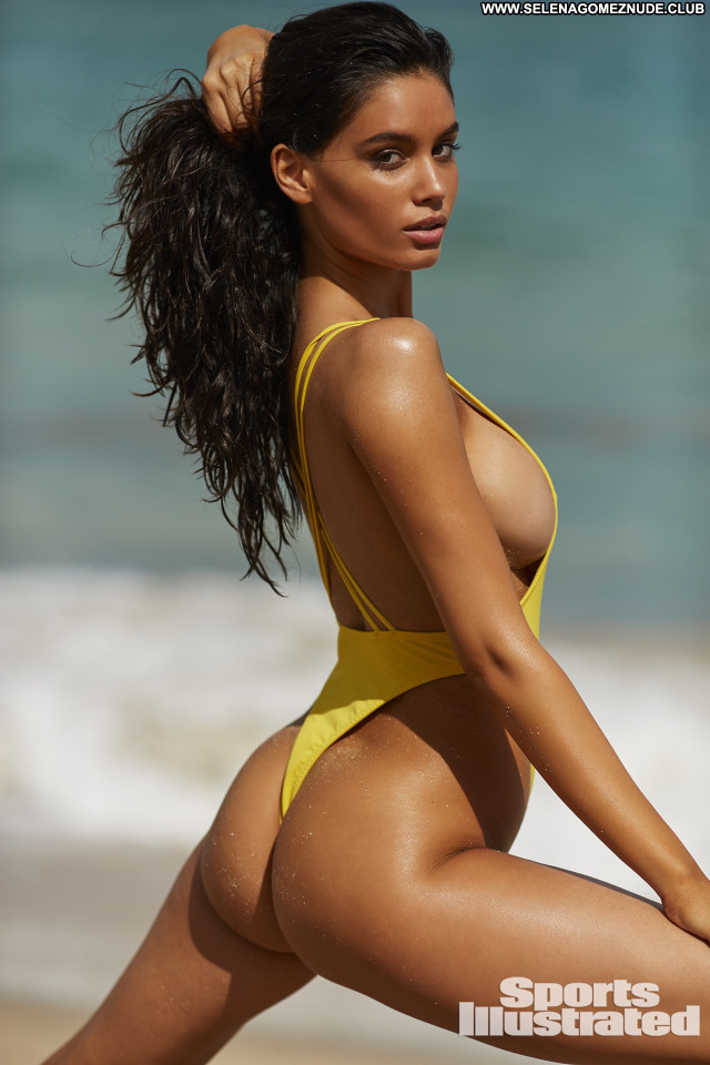 Anne De Paula Sports Illustrated Swimsuit  Posing Hot Swimsuit Sports