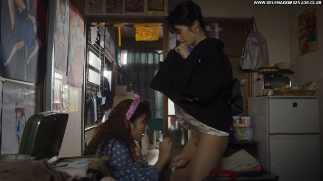 Nanami Kawakami The Naked Director S  E Bush Posing Hot Nude Scene